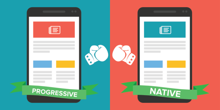 Progressive vs Native Apps